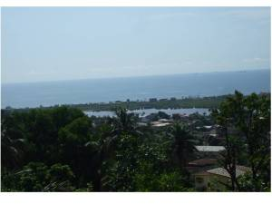 Picture 3: One of the many stunning views in Freetown